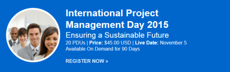 Get all the videos from the IPM Day at your desk !