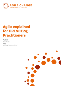 Agile expalined for Prince2 Practitioners