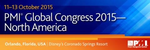 PMI Global COngress 2015