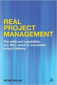Real Project Management by Peter Taylor