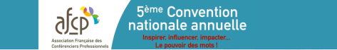 AFCP 5eme Conference 2015