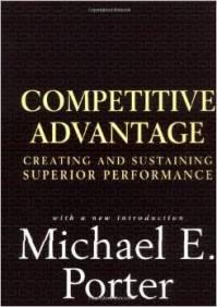 L'une des publications de Michael Porter