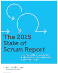 2015 State of Scrum Report