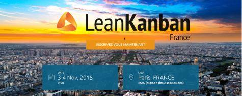 leankanban France 2015