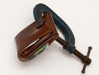 des budget limités, voire compressés...