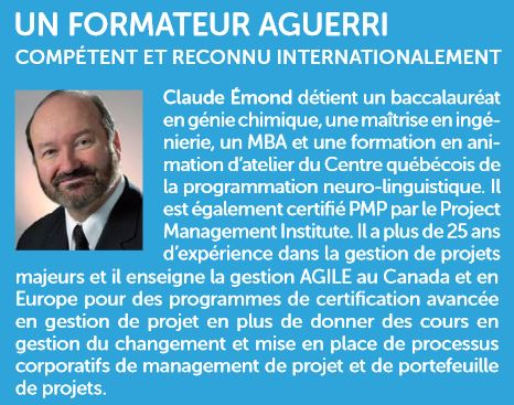 Claude Emond Formateur