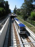 Lausanne M2 Line