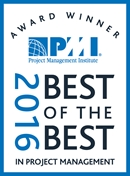 2016 PMI Awards