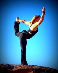 yoga pause