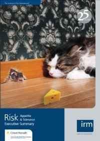 IRM Risk Appetite