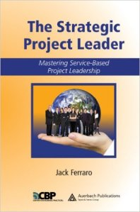 The strategic Project Leader Jack Ferraro