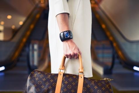 woman travel