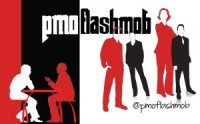 PMO Flashmob is a social meetup with the serious subject of PMOs at its heart.