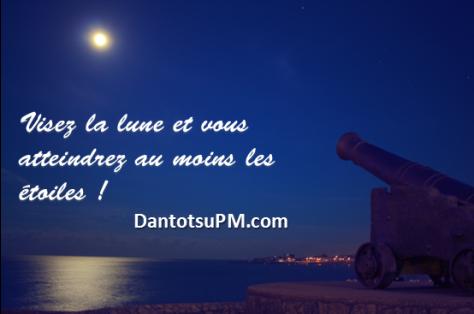 shoot fo the moon