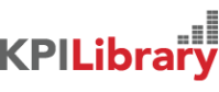 kpi library logo