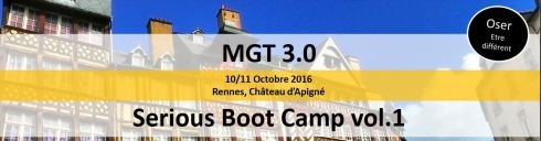 mgmt 3.0 Rennes 2016