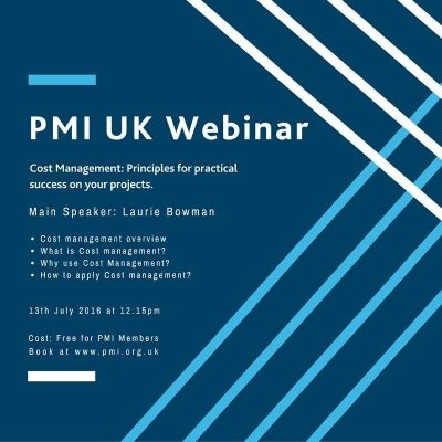 PMI UK Webinar July 13 2016