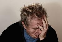 depressed headache