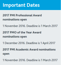 pmi-awards-2017-important-dates
