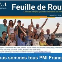 Et si vous deveniez l'un.e des volontaires du PMI France ?