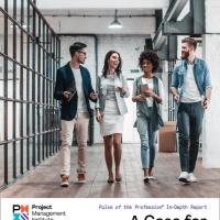 De bonnes raisons d'y croire malgré la triste actualité : A Case for Diversity (2020) du PMI